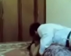 Horney indian couple badly hard sex not susceptible bed 1497833504901