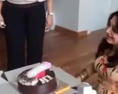 Delhi code of practice girls masti with cake