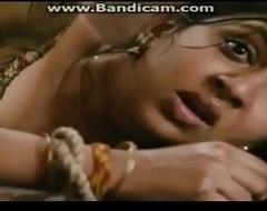 Lakshmi Menon boobs show deep cleavage
