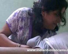 Indian Bhabhi Engulfing Cock For Cumshot