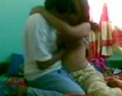 Bangladeshi horny girlfriend sex with husband Frnd