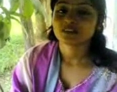 Desi amateur wife have sexual intercourse with her lad ally