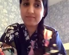 Indian Desi girl aloft cam -1
