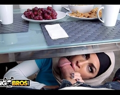 BANGBROS - Watch Mia Khalifa &_ Julianna Vega Fuck Sean Lawless... With Bonus Content!
