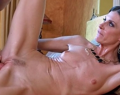 Hard large 10-Pounder for wicked attracting older sluty white bitch (india summer) video-16
