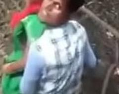 Indian Bhabhi blocked while fucking take Dewar
